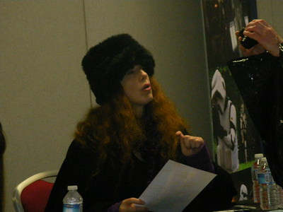 suzie plakson, collectormania, convention