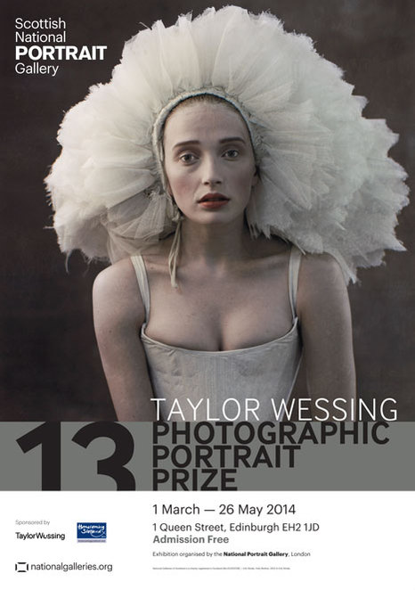 Taylor Wessing Portrait Prize, photography, Scottish National Portrait Gallery, gallery, art,