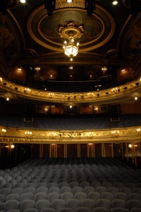 The Theatre Royal Haymarket