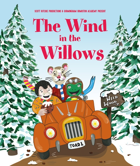 Wind in the Willows, the old rep, Birmingham