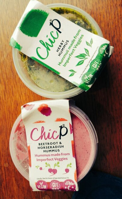 chicp, sustainable products, reduce food waste