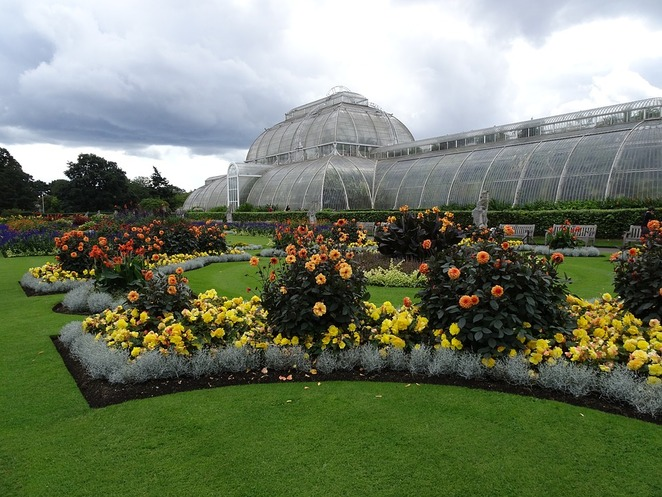 Kew Gardens, London, Mother's Day
