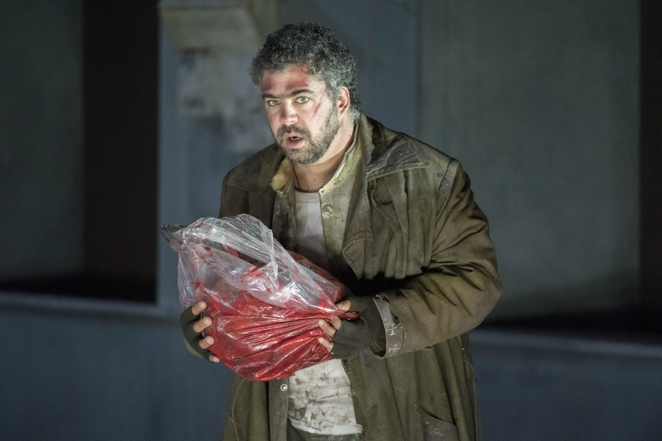 Macbeth, WNO , review, Birmingham Hippodrome