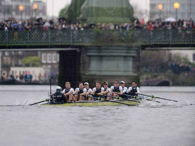 oxford university boat club