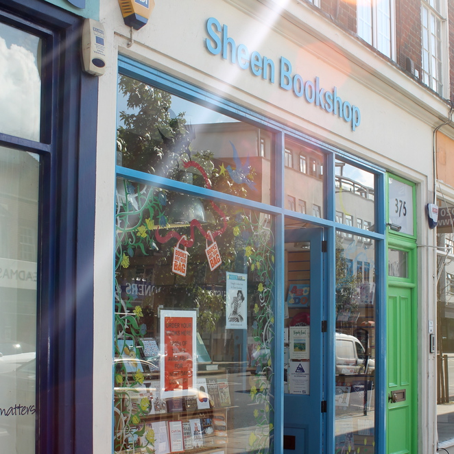 Sheen Book Shop, East Sheen, Upper Richmond Road