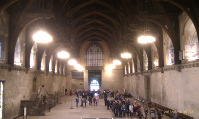 Westminster Palace, Westminster Hall