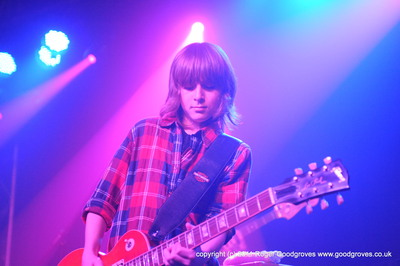 14-year old Aaron Keylock - already a Blues sensation is due to play at the Ealing Blues Festival