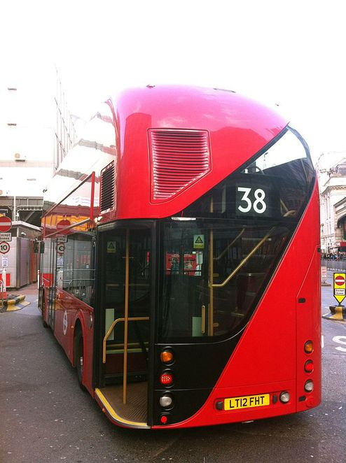 boris bus, new routemaster