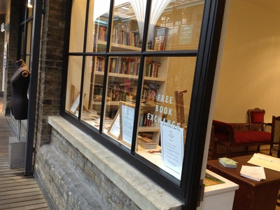 Carnaby Book Exchange