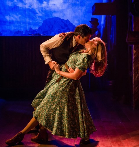 Crazy For You, Tom Chambers, UK Tour, Birmingham Hippodrome
