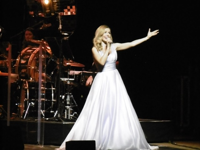 Katherine Jenkins, John Owen-Jones, Birmingham Symphony Hall, Home Sweet Home, National Symphony Orchestra
