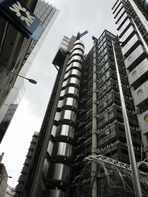 Lloyd's Building (side)