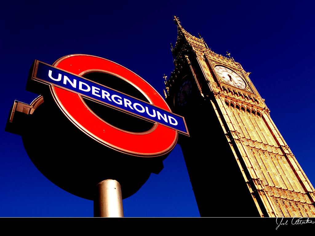 15 Amazing London Underground Photos London Beep