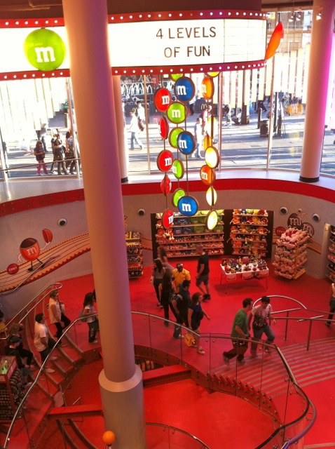 m&M's, chocolate, candy, leicester square, london, colours, merchandise, kids, fun, 4-storey, bright