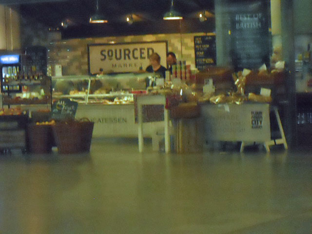 sourced market, king's cross st. pancras international, food