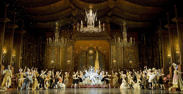 The Sleeping Beauty, Birmingham Royal Ballet, Sir Peter Wright,