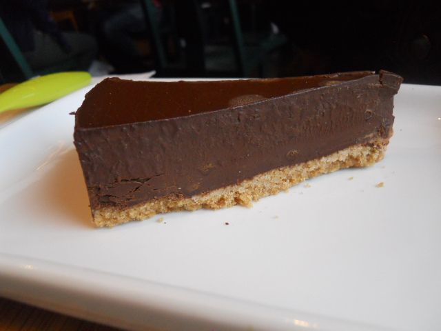 wahaca, wimbledon, mexican market eating, chocolate tart