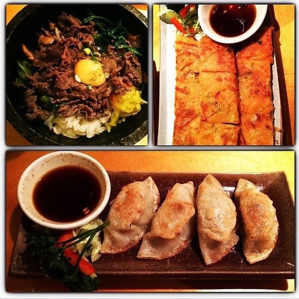 bibimbap soho london, dumplings in Soho, Korean in Soho, Best Korean in London, Korean restaurants in London, bibimbap in London, places to eat in London, Good Asian in Soho