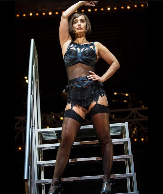 Cabaret , Louise Redknapp will young, tour , manchester