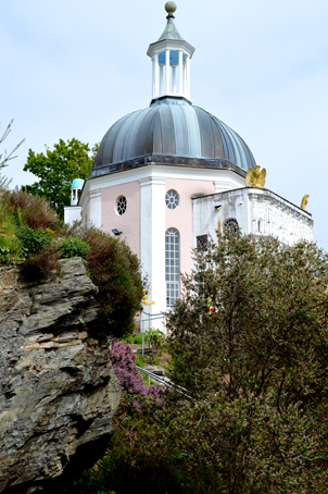 Green Dome, Portmeirion, The Prisoner