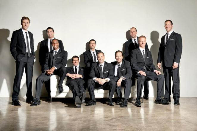 london a cappella festival, cardigan hall, straight no chaser