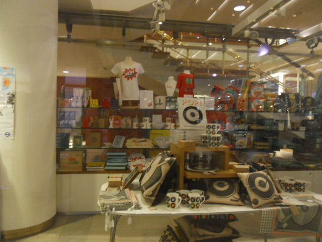 royal Festival Hall, gift shop