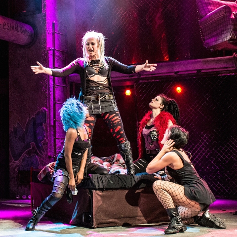American Idiot, Green Day musical,UK Tour, Amelia Lily, Birmingham, Manchester