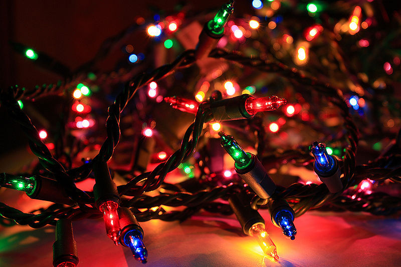 Why Choose LED Christmas Lights