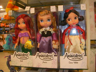 disney store, dolls, princess