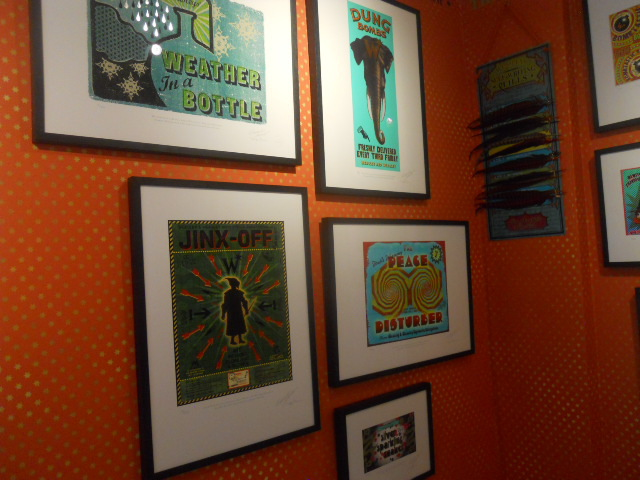 house of minalima, graphic art of harry potter films, weasley wizard wheezes