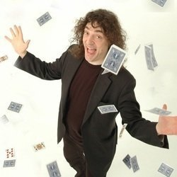 museum of comedy, card magic, jerry sadowitz