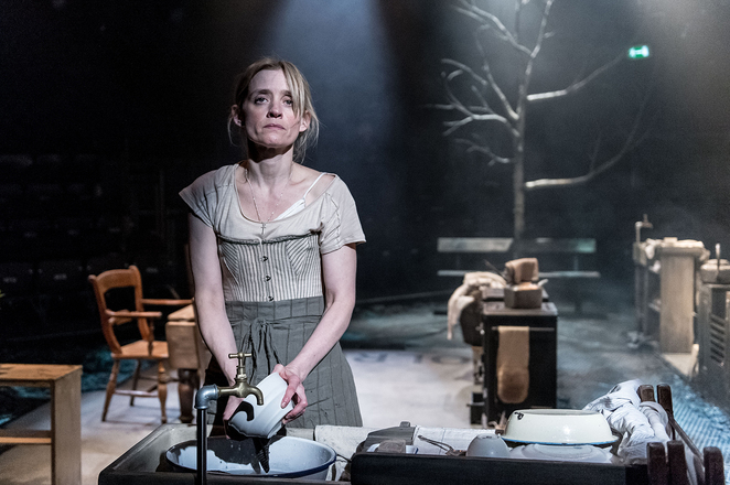 Royal Exchange Husbands & Sons Anne-Marie Duff