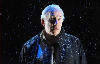 Simon Callow in A Christmas Carol