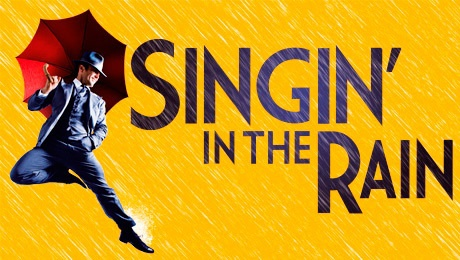Singing in the Rain official poster