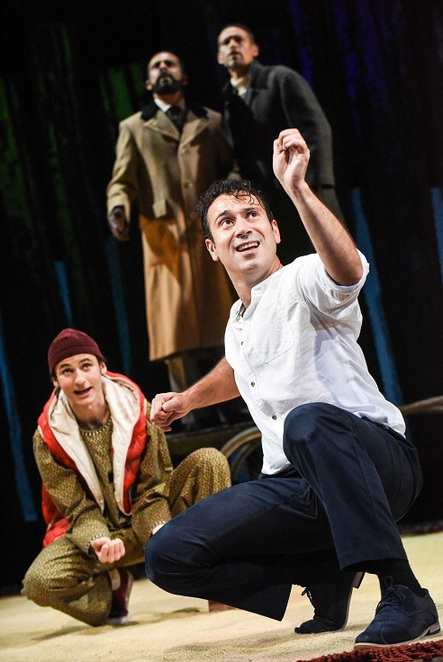 The Kite Runner, Khaled Hosseini, Birmingham Rep