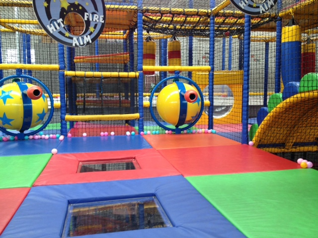 Whizz Kids, slide, soft play, thame, oxfordshire