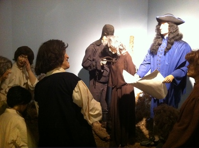 witch, trial, forfar, museum, witch trial