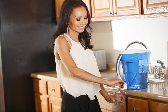 zerowater, purify tap water, water filter