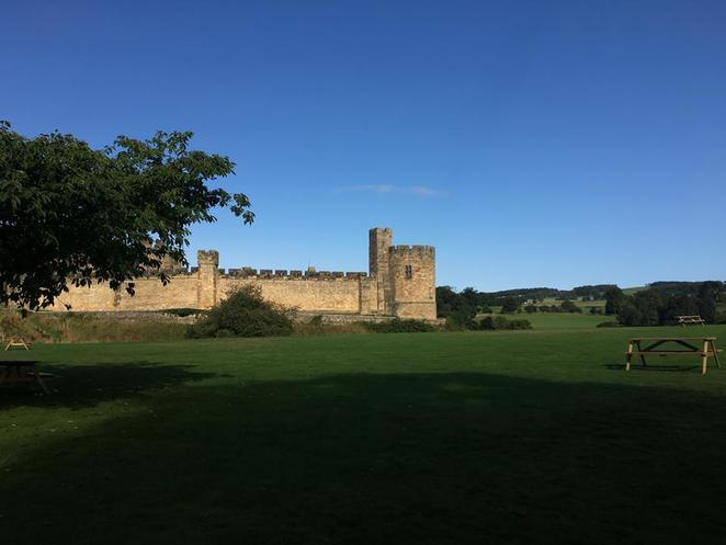 Alnwick Castle, Harry Potter, Northumberland, Downton Abbey, castle, knights,