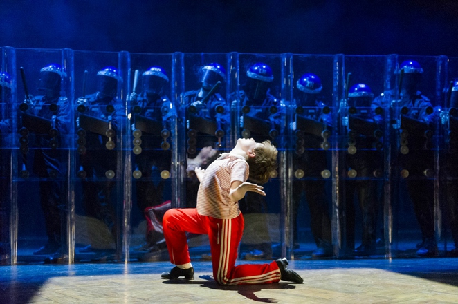 billy elliot, lewis smallman, birmingham hippodrome