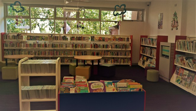 flemington library moonee valley