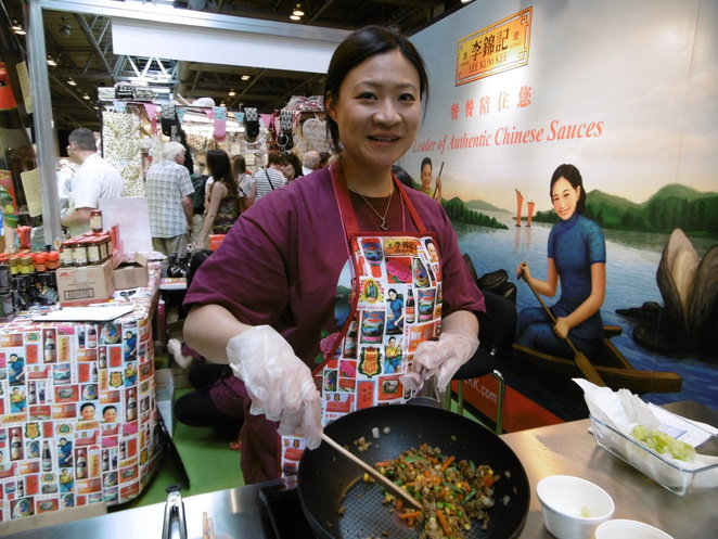 Good Food Show Summer Lee Kum Kee
