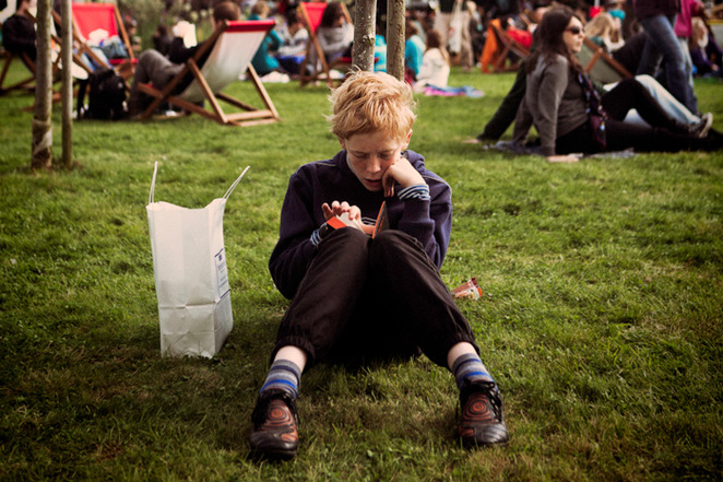 hay festival book reading writing ideas literature wales