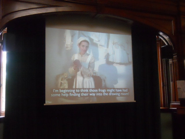 honeywood museum, film, projector screen