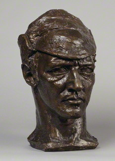 Jacob Epstein, Portrait Sculptor, national portrait gallery