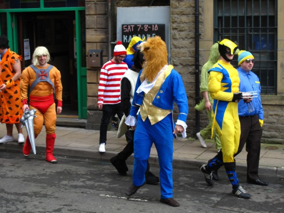 Image result for the otley run leeds