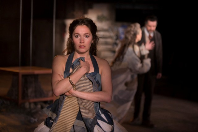 RSC, cymbeline, theatre review, Weekend Notes, Gillian Bevan, Bethan Cullinane, Melly Still, Barbican