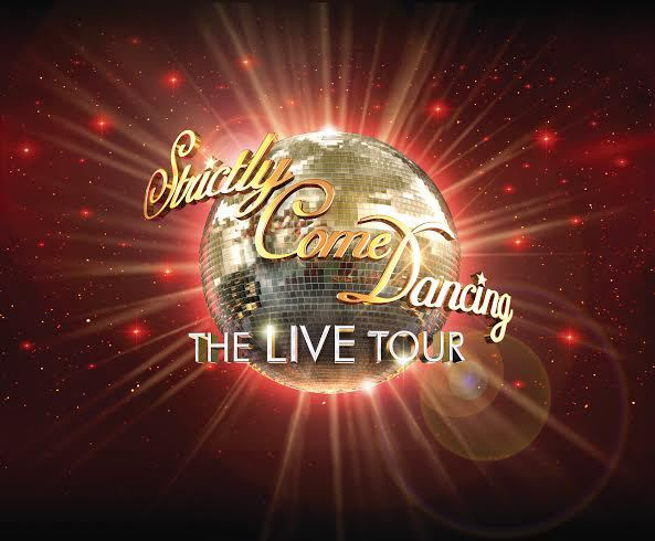 Strictly Come Dancing Live Tour, Barclaycard Arena Birmingham