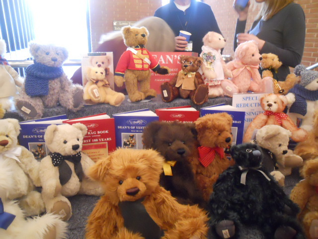 teddies winter fest, teddies 2015, hugglets, dean's ragbook company