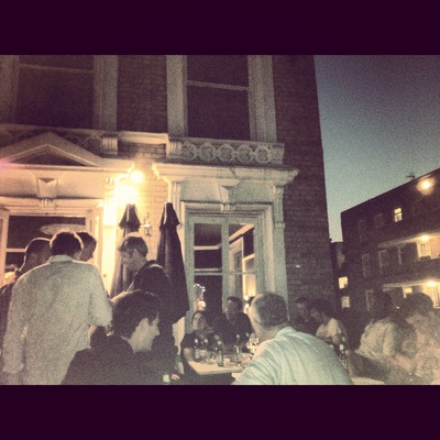 The Clarendon Rooftop @ Notting Hill